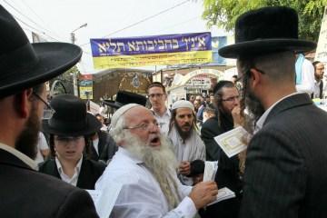 ユダヤ暦新年を祝いに、ウクライナを2万8000人のユダヤ教徒が訪問