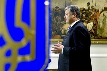 El presidente Poroshenko expresa sus condolencias por el tiroteo en la iglesia de Texas