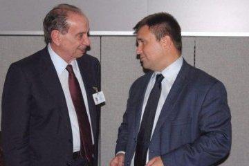 Ucrania y Brasil acuerdan intensificar la cooperación política y económica