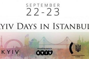 Istanbul to host Kyiv Days on September 22-23