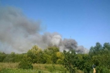 Extreme level of fire hazard expected in eastern regions of Ukraine