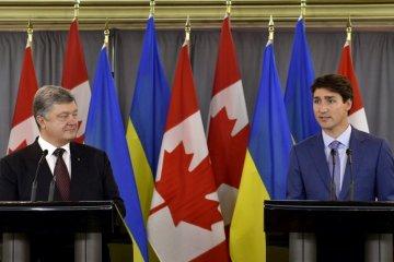 Canadá quiere levantar las restricciones a las exportaciones de armas a Ucrania - Justin Trudeau