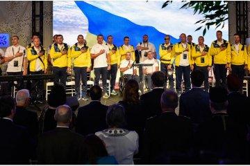 Jeux Invictus 2017 à Toronto: l'Ukraine empoche sa cinquième médaille