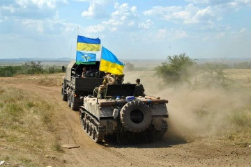 Militants violated ceasefire in eastern Ukraine 22 times in last day
