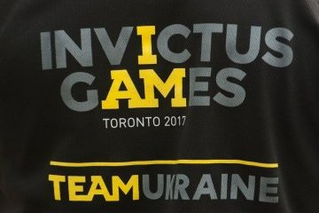 Ukraine wins first medal at Invictus Games 2017