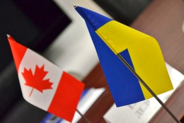 Canada's support for Ukraine sends signal of deterrence to Russia - defense minister