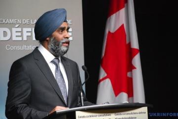 Harjit Sajjan: Canadá apoya a Ucrania, porque pretende reducir la agresividad de Rusia