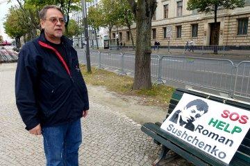 Ronald Wendling: Ich werde russische Botschaft in Berlin so lange blockieren, bis der Kreml Ukrainer freilässt