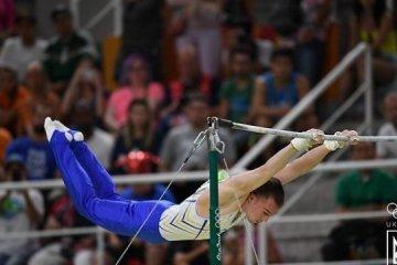 Ten Ukrainian athletes to participate in 2017 Artistic Gymnastics World Championships