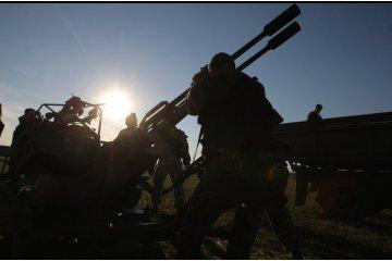 Le bilan de l'ATO : un militaire ukrainien blessé