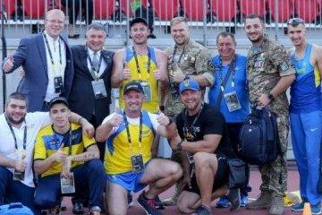 NATO shoots a video about Ukraine's Invictus Games team