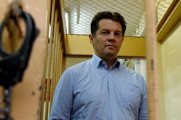 Suschtschenko schreibt Unterstützungsworte an Umerow
