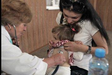 Un projet « Le médecin chez vous » démarre à Kyiv