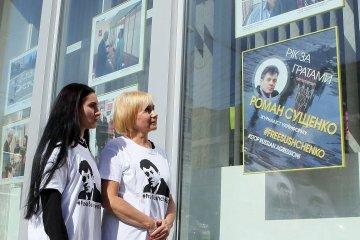 Roman Souchtchenko reverra sa famille le 20 novembre