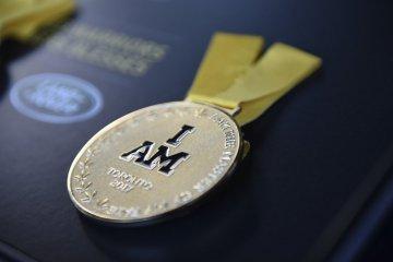 Jeux Invictus 2017 : l'Ukraine décroche encore quatre médailles d'or