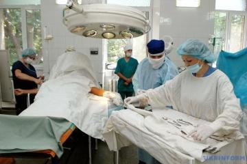 Selenskyj kündigt Kliniken nach den höchsten Weltstandards an