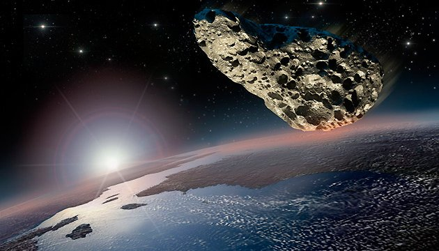 Сьогодні астероїд-гігант наблизиться до Землі на небезпечну відстань