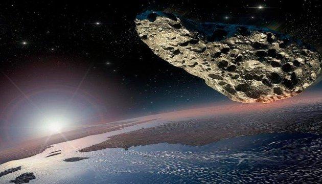 Между Землей и Луной пролетит астероид размером с автобус