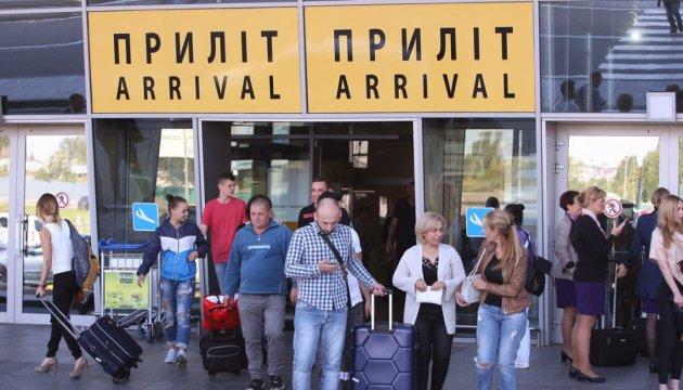 Le nombre de touristes en Ukraine a augmenté de 8,7%