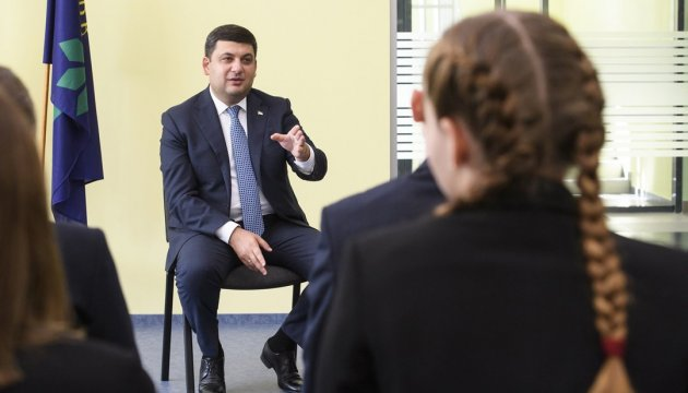 PM Groysman denies 'rumors' about staff replacement in Cabinet