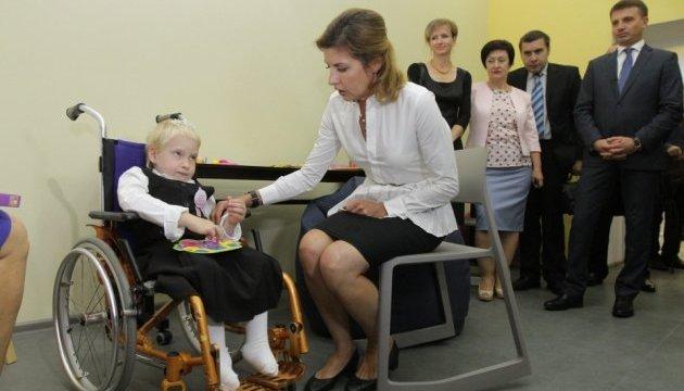 В Петриковской школе открыли ресурсную комнату для детей с особыми потребностями