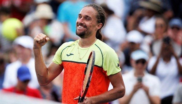 Долгополов упевнено вийшов до четвертого кола US-Open-2017