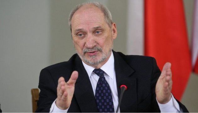 Росія явно готується до війни - міністр оборони Польщі