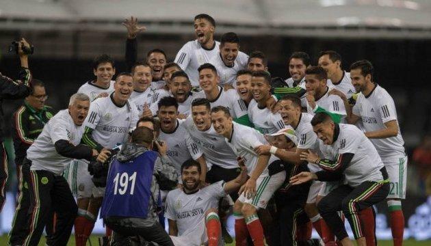 Мексика обіграла Панаму і здобула путівку на ЧС-2018