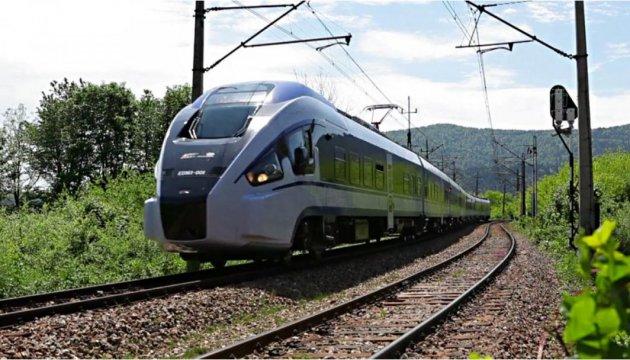 З поїзда Перемишль - Київ зняли 30 хуліганів