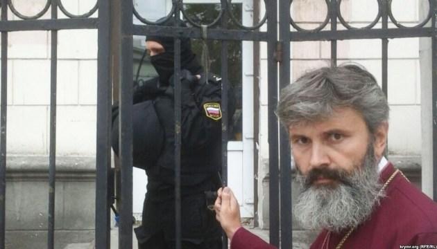 Силовики в окупованому Криму продовжують