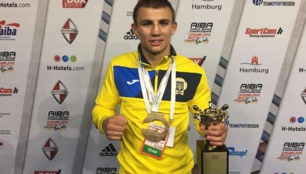 Украинец Хижняк - лучший боксер чемпионата мира по боксу