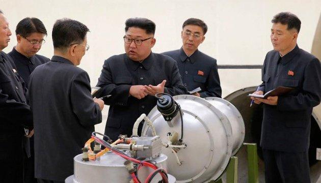 Ядерна загроза Пхеньяна: Кім Чен Ин хоче військового
