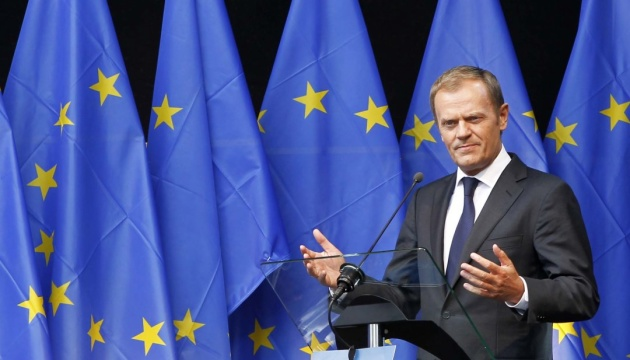 Tusk urges international partners to actively assist in implementation of Minsk agreements