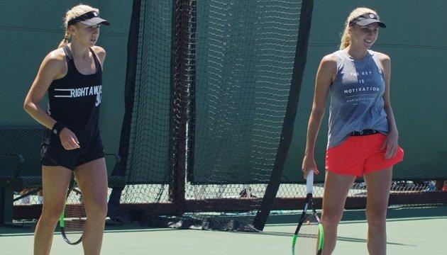 Теніс: сестри Кіченок зачохлили ракетки на US Open