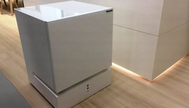 Тільки свисни: японський холодильник