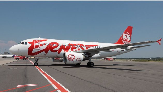 Ernest Airlines в 2018 году добавит рейсы из Киева в Бергамо и Неаполь