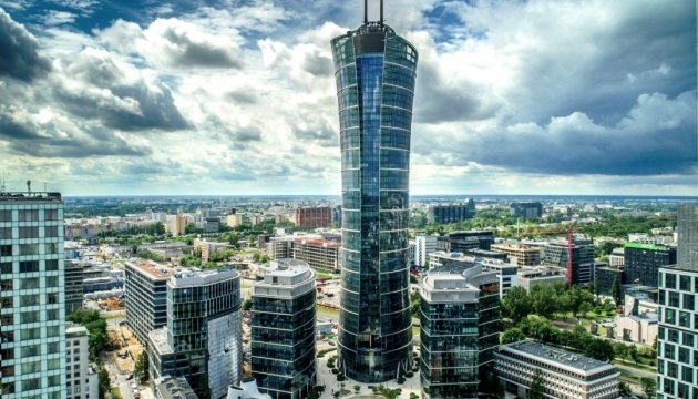 German banking consortium provides EUR 370 million refinancing for Warsaw Spire