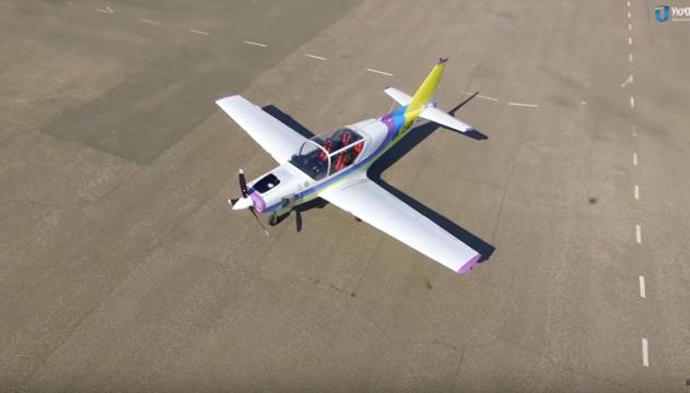 Укроборонпром представив новий літак