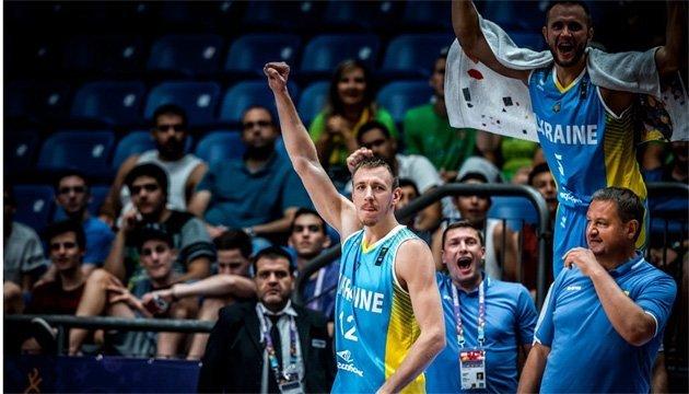 Євробаскет-2017: букмекери визначили шанси на перемогу в матчі Україна – Литва