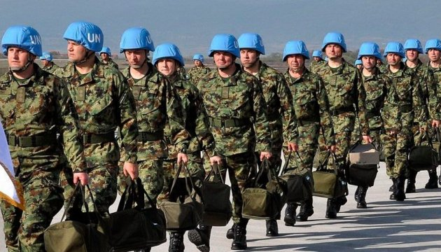 Russia submits to UN draft resolution on peacekeepers in Donbas