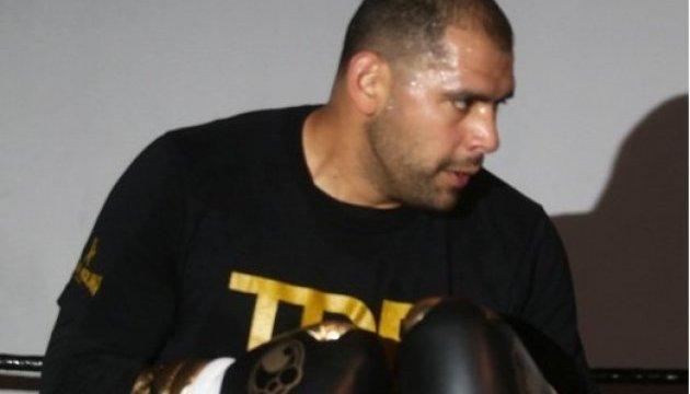 Бокс: Моліна вдало повернувся в ринг після поразки від Джошуа