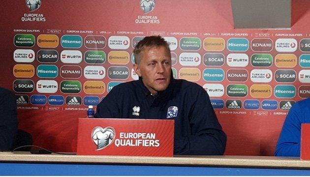 Тренер збірної Ісландії: Головний секрет України - сильна командна гра