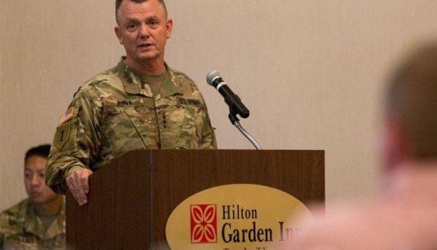У США призначили нового командувача коаліції проти ІДІЛ