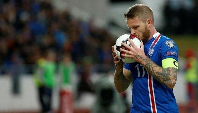 Капітан збірної Ісландії: Команда рік готувалася до матчу проти України