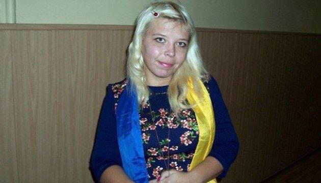 Засуджена у РФ активістка знову оголосила голодування