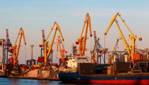 Морпорты Украины в 2018 году увеличили перевалку контейнеров почти на 19% - АМПУ