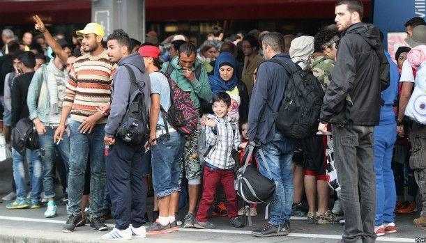 У Німеччині очікують зниження припливу мігрантів