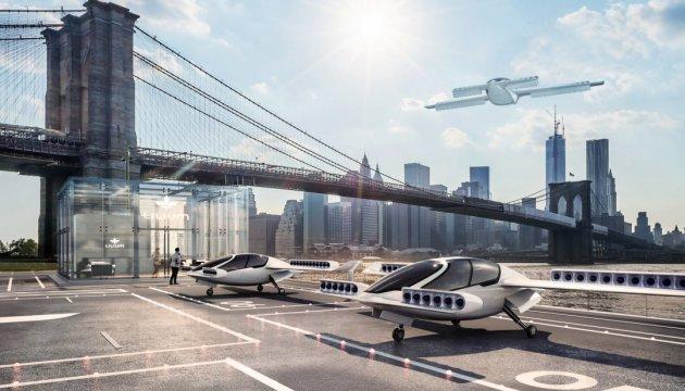 Lilium Jet: розробники отримали $90 мільйонів на п'ятимісне літаюче таксі