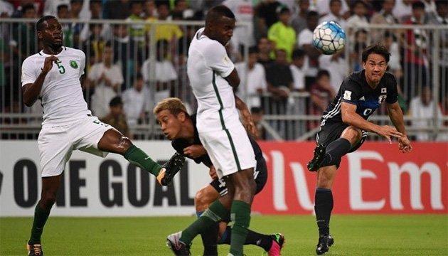 Футбол: аравійці гратимуть у фіналі чемпіонату світу вперше з 2006 року