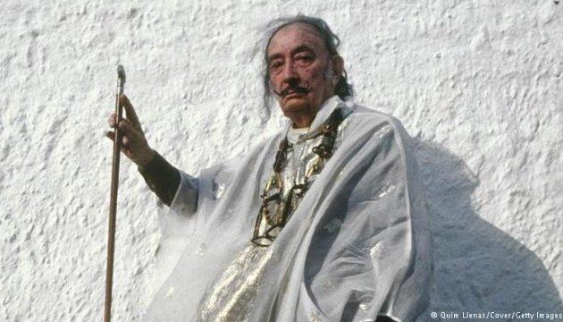 Ексгумація Далі: тест ДНК показав, що іспанська ворожка – не його донька